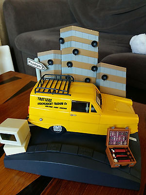 Wesco Only Fools & Horses Talking Alarm Clock With Music, Working, Del Boy,