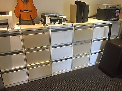 Steel 3 Drawer Cabinets