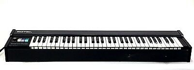 Univox Compac-Piano By Crucianelli Electric Synthesizer Keyboard Synth