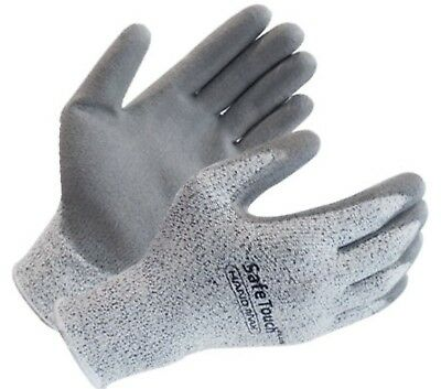 Cut Level 5 HANDMAX SAFETOUCH PLUS resistant Butcher Knit Slash Safety Work G...