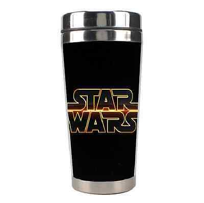 Star Wars classic Double Wall Stainless Steel Travel Coffee Mug 88235417