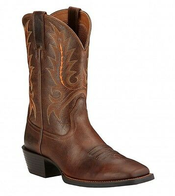 Ariat Men's Sport Outfitter Boots Wicked Brown