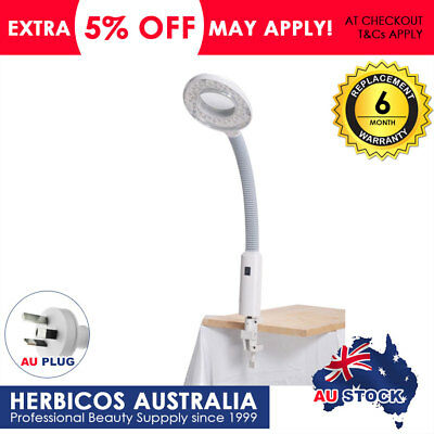 Led Table Stand Magnifying Lamp