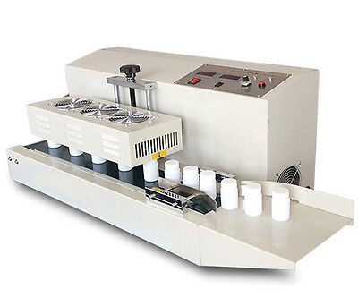 Ce Tall Bottle Version Lgyf-1500A-2 Rapid Continuous Conveyor Induction Sealer