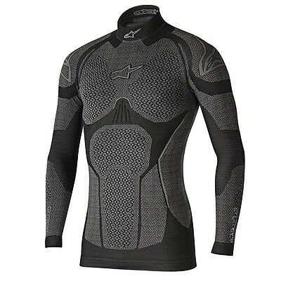 Alpinestars Ride Tech Winter Long Sleeve Top Motorbike Base Layer Under Armour