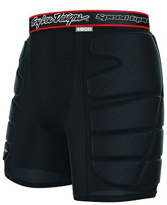 Troy Lee Designs/Shock Doctor LPS4600 Hip/Thigh Shorts Motocross Body Armour MX