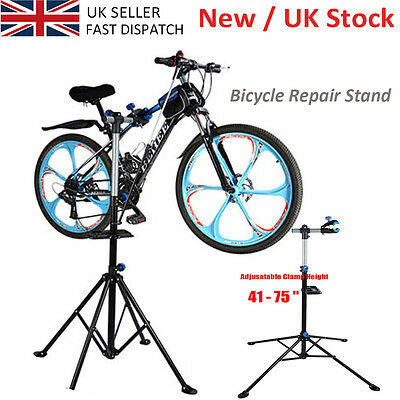Folding Bicycle Maintenance Repair Stand Bike Cycle Mechanics Workshop NEW SALE