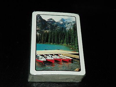 New Sealed Deck of ROW BOATS Playing Cards  - Vintage  #5