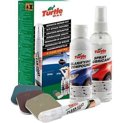Turtle Wax New Car Scratch Repair Paint Kit Scratch Remover