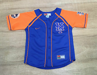 New York Mets - Kids 5 Years Old - David Wright - Nike MLB Baseball Jersey