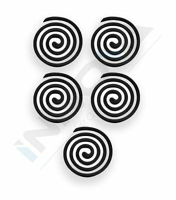 Outdoor Mosquito Repellent Coils Incense Spirals Insect Bug Killer Pack of 10