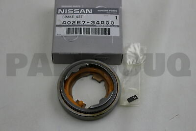4026734G00 Genuine Nissan BRAKE SET-FREE RUNNING HUB 40267-34G00