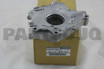150108J10A Genuine Nissan PUMP ASSY-OIL 15010-8J10A
