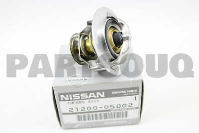 2120005D02 Genuine Nissan THERMOSTAT ASSY 21200-05D02