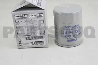 1520853J0A Genuine Nissan FILTER ASSY-OIL 15208-53J0A