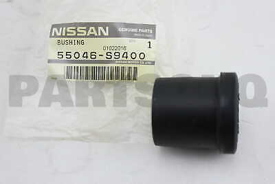 55046S9400 Genuine Nissan BUSH-REAR SPRING 55046-S9400
