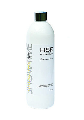 Hi Shine Equine Showtime Coat Shine Oil