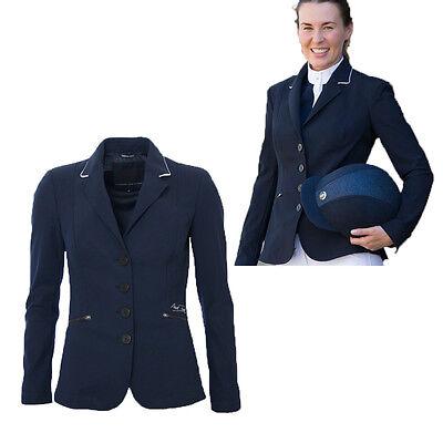 Mark Todd Kate Ladies Competition Show Horse Riding Eventing Jacket