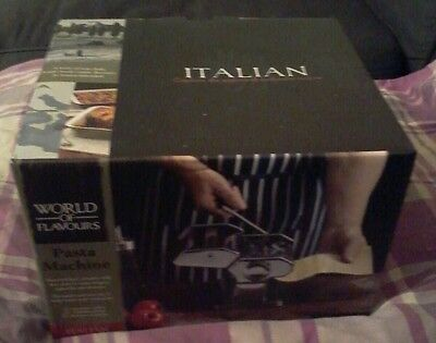 Kitchen Craft Pasta Machine BNIB