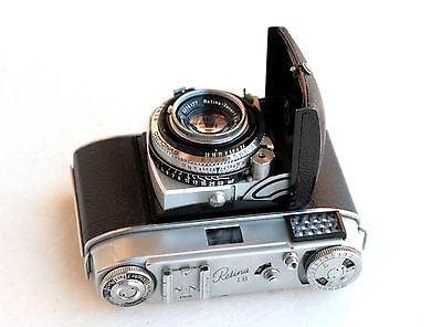 *c1958* ● Kodak RETINA I B (type 019) Schneider Xenar f2.8 ● Nagel folding 35mm