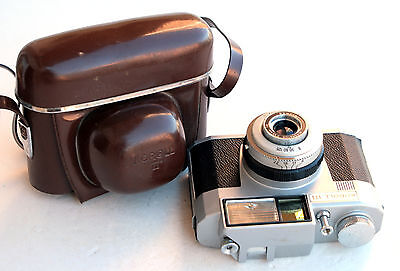 *c1962* ● Bencini KOROLL III ● Medium format 3x4.5 in 120, rare late model