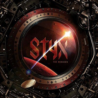 "Styx ""the Mission"" Vinyl Lp Neu! Vö 16.06.2017"