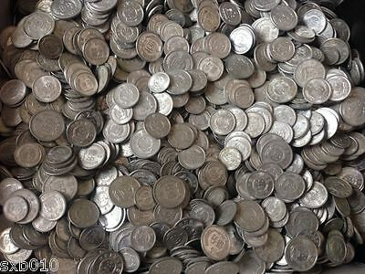 CHINA 1, 2, 5 FEN COINS 100PCS,  Collections, Lots, Circulated.  Age random.
