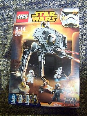 LEGO Star Wars - 75083 - AT-DP - Brand New & Factory Sealed
