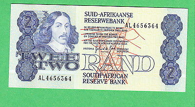 South Africa 2 Rand Note P-118d  UNCIRCULATED