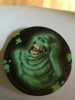 Ghostbusters Slimer 1984 Columbia Pictures Sticker
