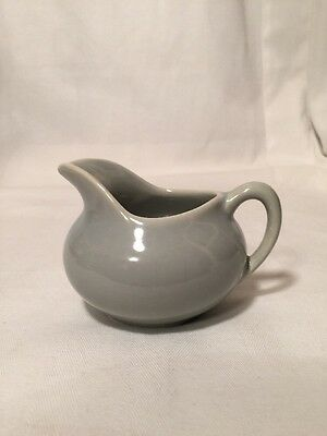 "BAUER USA POTTERY LA LINDA GREEN 3"" CREAMER Small Pitcher 1939-1962"