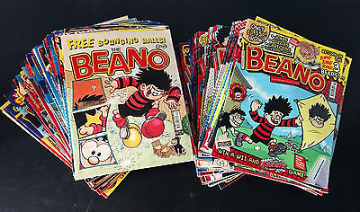 Beano (2007-2010) Bundle/Collection of 111 Comics
