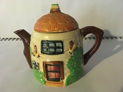 Vintage Beehive Cottage Ware Teapot Foreign