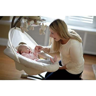 0-12 Months Infant Fisher-Price Cradle Baby Swing My Little Snuggapuppy Shower