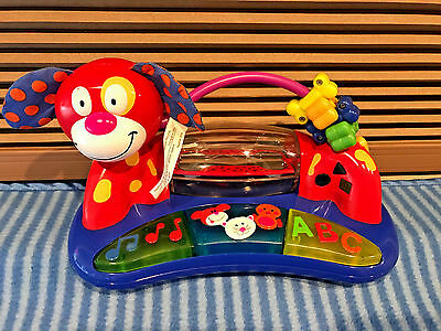 Evenflo SmartSteps ABC/123 Exersaucer Lights/Music Toy Replacement Part