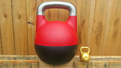 Adjustable 32kg pro grade steel competition kettlebell + FREE GIFT kettlebells