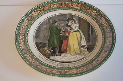 Adams Cries Of London Collectable Plate Sweet China Oranges.