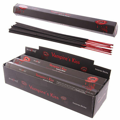 Gothic Vampire's Kiss Incense Sticks, Goth Incense, Vamp, Pagan, Wiccan, New Age