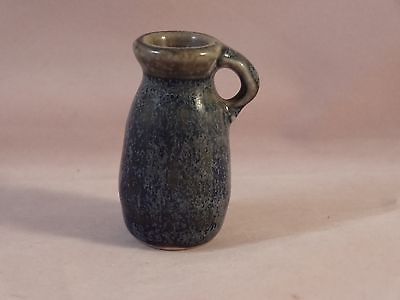 Miniature hand made pitcher from North Carolina artisan