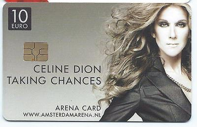 Céline DION taking chances ARENA Amsterdam