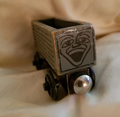 Thomas the train wooden troublesome truck