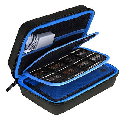 Austor Travel Carrying Case Nintendo 3DS XL 16 3DS Game Carry Bag Travel Cases