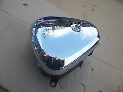 Road Star ??xv 1700 ?? Air Box Road Star Breather Box Chrome  5Vn-00 Pa6 #4