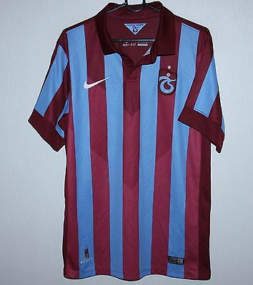 Trabzonspor Turkey home shirt 14/15 Nike Size S