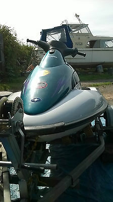 Polaris Slh 700 Jet ski Watercraft and Trailer