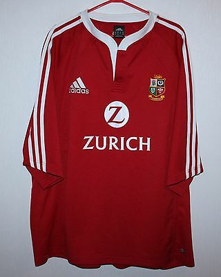 2005 British and Irish Lions tour to New Zealand rugby shirt Adidas Size XXL