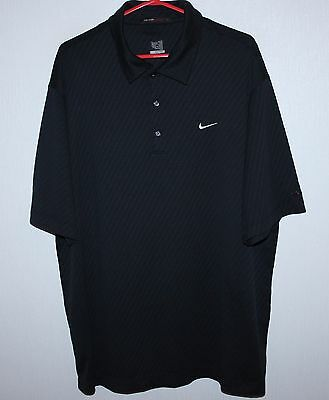 Nike Tiger Woods collection shirt Size L golf