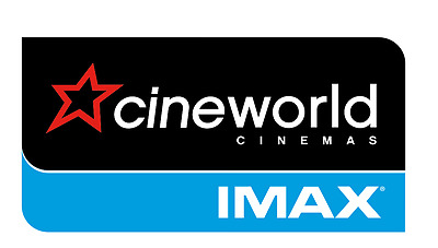 Cineworld Cinema Imax Codes Two Adult Or Child 2D Or 3D Any D