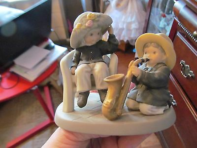 NBM Bahner Love Is the Music of the Soul Figurine
