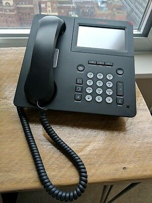 Avaya 9641G VoIP Phone with Touch Display 700480627 700480517